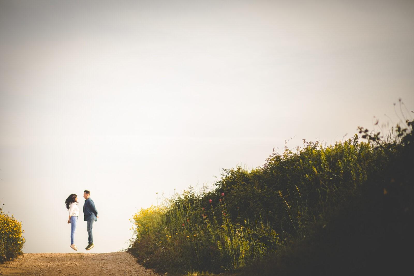 Servizio Fotografico di Engagement